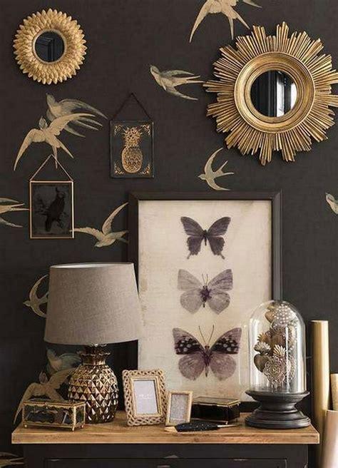 couleur de mur pour une chambre comment créer un cabinet de curiosités à la maison