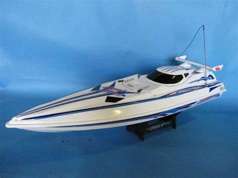 Rc Boats Model Speed by Buy Xcyclone Racing Speedboat 35 Inch Rc Model Ship