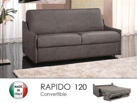 canape lit rapido canape lit 2 3 places convertible ouverture rapido