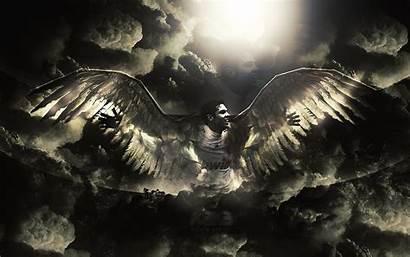 Angel Fallen Wallpapers Angels Desktop Guardian Wide