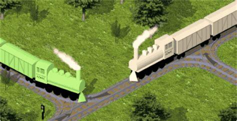 Funny Train Crashes Image