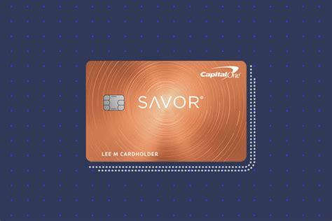 capital  savor rewards credit card review