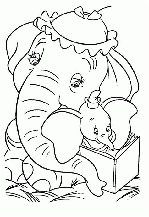 disney dumbo coloring pages bing images coloringboys