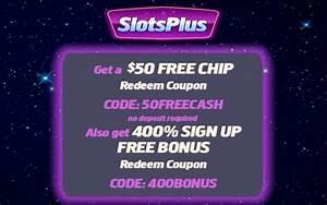 Slots Plus Casino No Deposit Bonus Codes 2020 #1