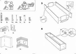 Ikea Pax Wardrobe Frame 39x14x79 Assembly Instruction