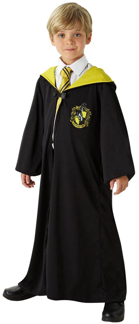 Hufflepuff Harry Potter Kids Robe Costume  Girl's World