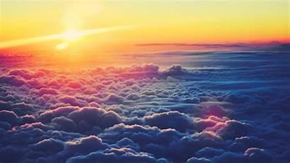 Clouds Sky Sunrise Nature Sunlight Desktop Wallpapers