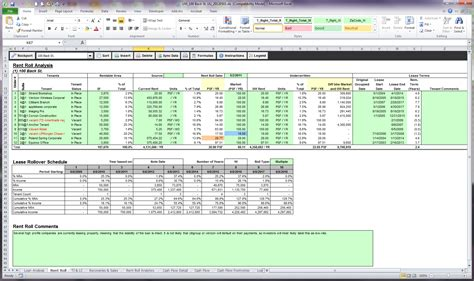 excel underwriting rockport cre lending system