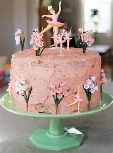 Ballerina Cake Domesticspace