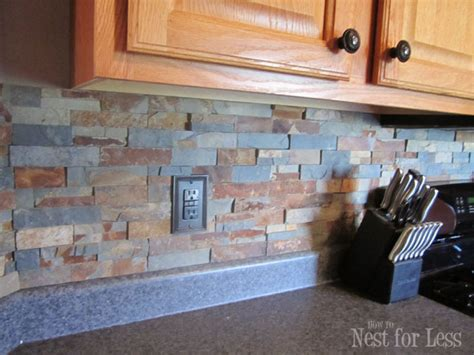 kitchen backsplash electrical outlets kitchen backsplash how to nest for less 5032