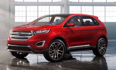 2016 Ford Edge Titanium Road Test, Review, Pricing, Fuel