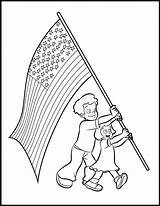 Flag Coloring Printable Sheets Clip Drawing Clipart 4th Cartoon Australia Cliparts India Map Greek Library Popular Colouring Sheet Craft Coloringhome sketch template
