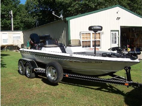 Used Bass Boats For Sale Oklahoma by Chion Boats Boats For Sale In Oklahoma