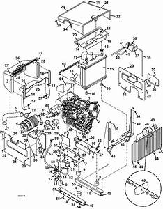 Grasshopper 729g2 Engine Assembly 2006 Mower Parts