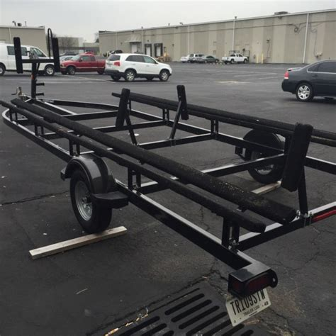 Used Pontoon Boat Trailers In Florida by Mid America Pontoon Boat Trailer For Sale In Indianapolis