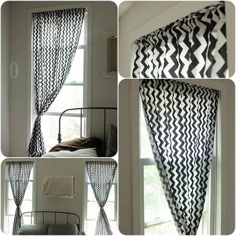 diy how to make curtains easy sewing tutorial pattern