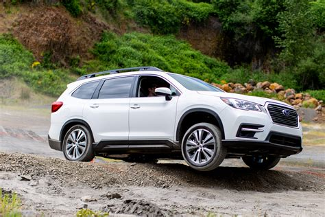 2019 Subaru Ascent by 2019 Subaru Ascent Review Vw S Enthusiast Push Tesla