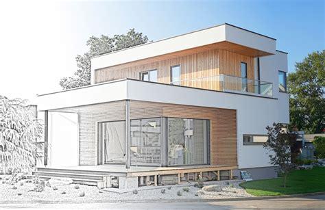 Modernes Haus Architektur  Lizenzfreie Fotos Bilder