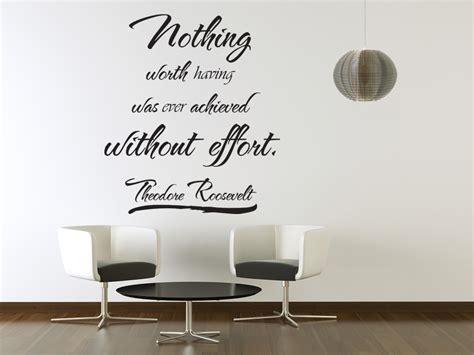 vinyl wall art theodore roosevelt quote sticker decal