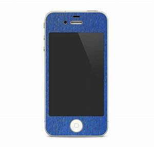 iPhone 4/4s Skin Blue
