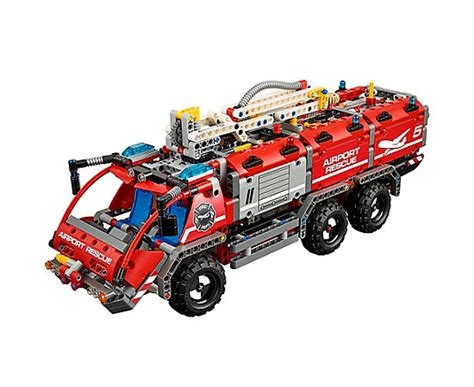 Airport Rescue Vehicle  42068  Technic  Lego Shop