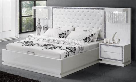 chambre a coucher blanc laque brillant davaus chambre a coucher blanc laque avec des
