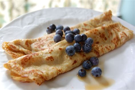 recipe crepes for breakfast or dessert the food illusion