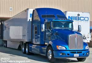 Kenworth Tractor-Trailer