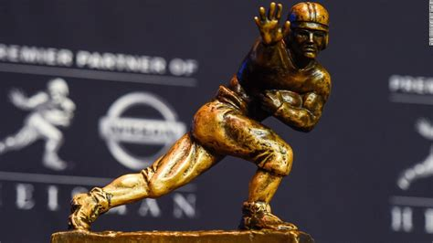 heisman trophy fast facts cnn