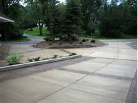 nice concrete patio design 5 Tips for Your Driveway Project