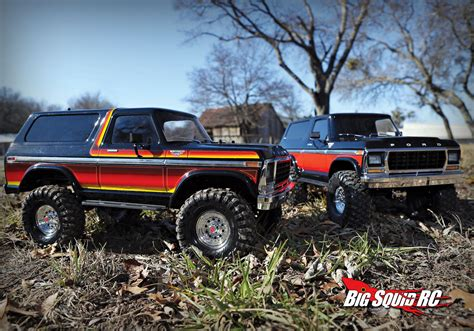 Traxxas Ford Bronco by Traxxas Trx 4 Bronco Info And Details With 171 Big