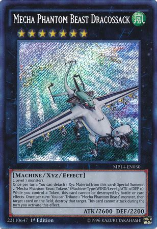 Mecha Phantom Beast Deck Link Format by Mecha Phantom Beast Dracossack Yu Gi Oh Fandom