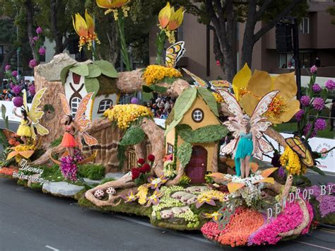 incredible rose parade floats hgtv