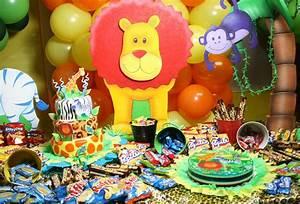 Jungle Theme Party Ideas