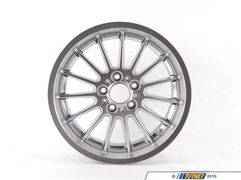 Bmw Style 32 Wheels by 36111095337 E46 17x8 0 Et47 Bmw Style 32 Alloy Wheel