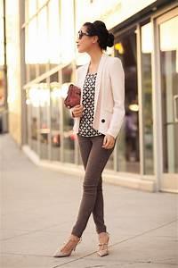Autumn Rose  Blush blazer u0026 Diamond patterns - Wendyu0026#39;s LookbookWendyu0026#39;s Lookbook