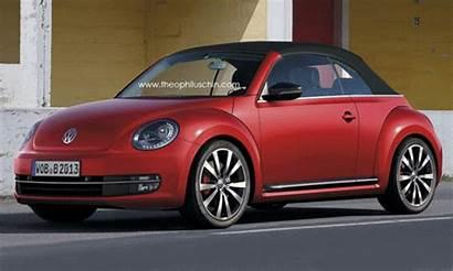 Beetle Volkswagen Cabriolet Versions Futures Aux Place