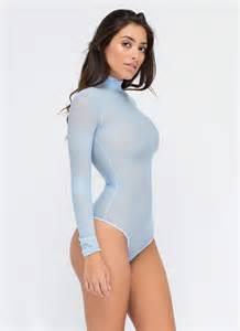Turtleneck Bathing Suit Photo