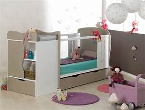 Chambre bebe evolutive belem lin blanc tiroir et matelas for Luminaire chambre enfant avec matelas large