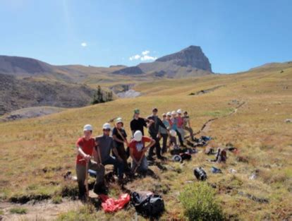 san juan national forest backcountry outdoor education