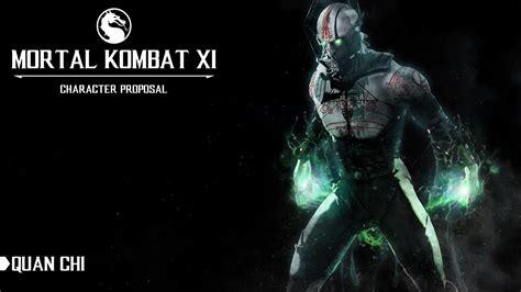 Mortal Kombat Xi Release Date Announced!