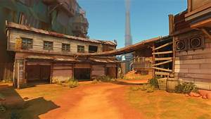 Overwatchs New Map Junkertown Revealed Polygon