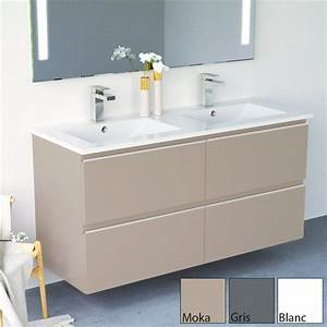 Inglet Meuble Salle De Bain Brillants Laqu 3 Finitions