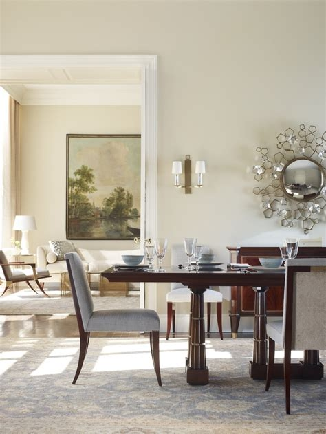 baker dining room table 14 curated dining room inspiration ideas by bakerfurniture