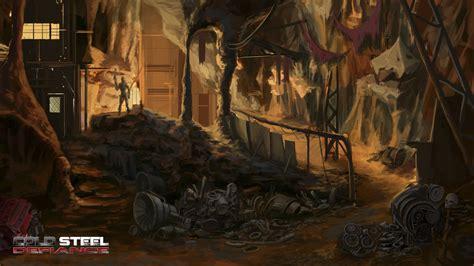 concept art bandits camp  scerg  deviantart