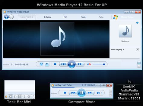 Windows Media Player 12 For Windows 7