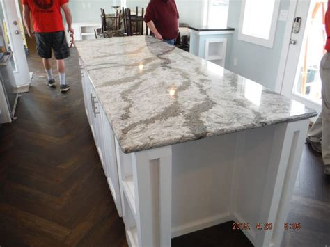 galloway cambria quartz kitchen countertop install