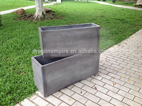 sale large square outdoor garden planter box garden