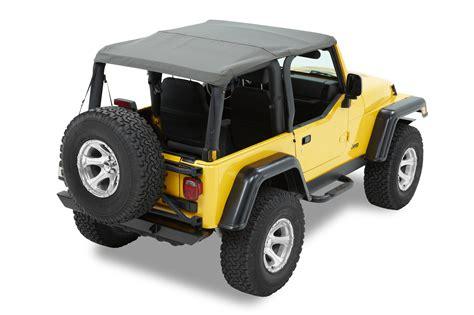 jeep wrangler top bestop 174 trektop nx for 97 06 jeep 174 wrangler tj quadratec