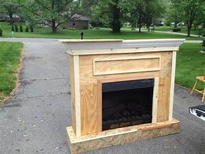 15 Elegant DIY Fireplace Mantel And Surrounds – Home And
